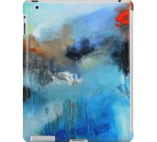 Red Sign iPad Case/Skin