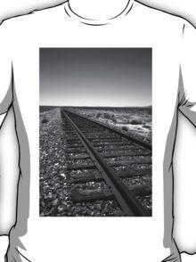 Railroad Tracks T-Shirt