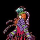 The Mad Hatter - Samsung Case by HodgesArt