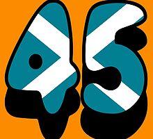 45 by JamesChetwald