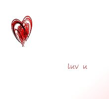 Luv U by Agnes McGuinness
