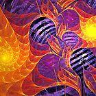 binary solar storm by LoreLeft27