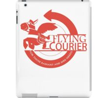 Flying Courier iPad Case/Skin