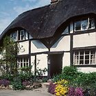 The Olde Post Office Croftthorne England 198405140035 by Fred Mitchell