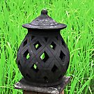 Candle Lantern © by Ethna Gillespie