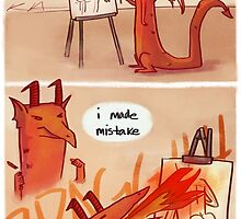 i made mistake by Kirstendraws