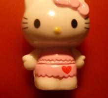 Hello Kitty Palm Tree Biscuits Sticker