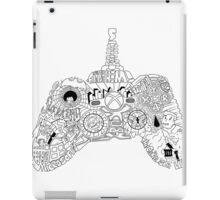 Controller Collage iPad Case/Skin