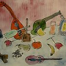 The Drunken Instruments by George Hunter