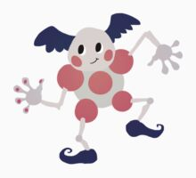 Pokemon Countdown - Mr. Mime by crowmonster