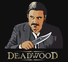 Deadwood | Al Swearengen by rydrew