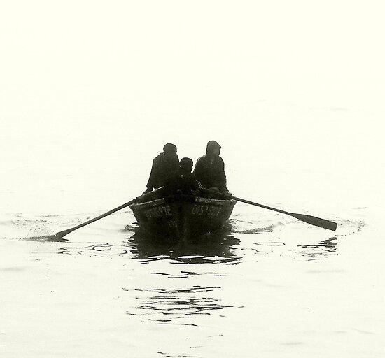 Homeward bound by iamelmana