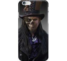 Gothic Zombie iPhone Case/Skin