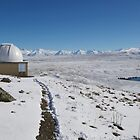 Mount John Observatory - New Zealand by Paul Campbell  Photography