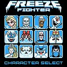Super Freeze Fighter by RyanAstle