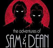 The Adventures of Sam and Dean by FrozenNorth75