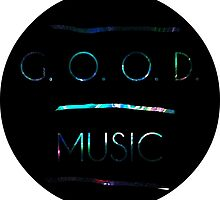 G.o.o.d. Music Design by tceller