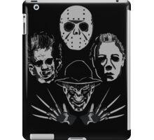 Horror Rhapsody iPad Case/Skin