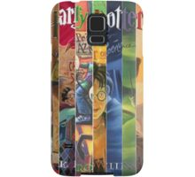 Harry Potter: All 7 Books - Iphone Case Samsung Galaxy Case/Skin