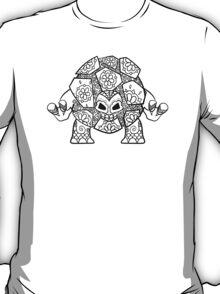 Golem de los Muertos | Pokemon & Day of The Dead Mashup T-Shirt
