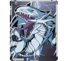 Dragon with Blue-Eyes iPad Case/Skin