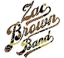 Zac Brown Band Logo by ariellarose