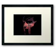 Beneath the Mask(no sacred g) Framed Print