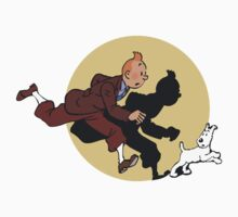 Tin tin & Snowy Kids Clothes