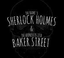 Sherlock Holmes 221B  by Cumberhugger