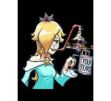 Rosalina drinks Photographic Print
