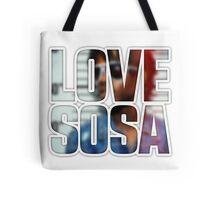 Love Sosa v2 Tote Bag