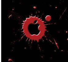Blood Apple by zazzo