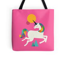 To be a unicorn Tote Bag