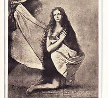 The Magdalen by Krzyzanowski Art