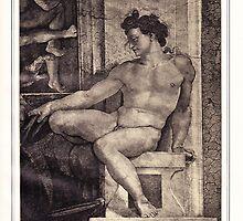 Figure on Pilar by #Palluch #Art