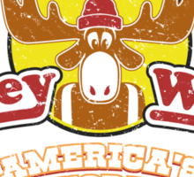 Walley World (colour) Sticker