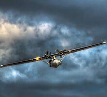 Catalina Flying Boat by © Steve H Clark