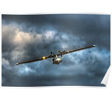 Catalina Flying Boat Poster