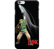 Link - Hyrule Warriors iPhone Case/Skin