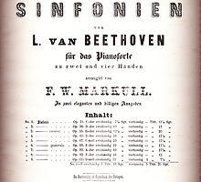 Beethoven Sinfonien by #Palluch #Art