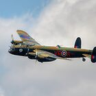 Canadian Warplane Heritage Museum Lancaster by © Steve H Clark