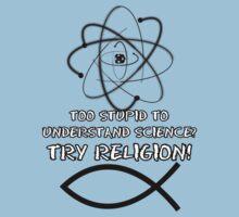 Funny atheist by Sevetheapeman