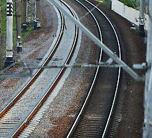 Railroad Track  by mrivserg