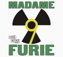 Madame Fury #9 Dub City by randomkige