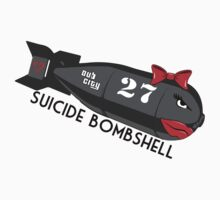 Suicide Bombshell #27 Dub City by randomkige