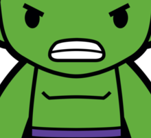 Green Giant Sticker