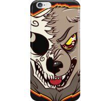 BEWARE! Werewolf iPhone Case/Skin