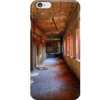 23.9.2014: Morning in Abandoned Factory iPhone Case/Skin
