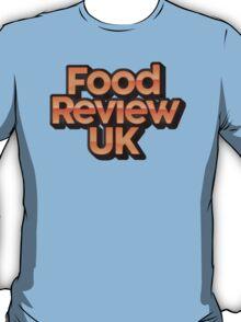 Food Review UK Logo T-Shirt