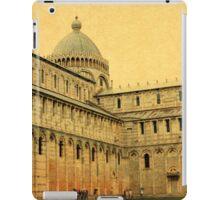 Leaning Tower of Pisa-Tuscany iPad Case/Skin